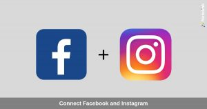 How to connect a Facebook business page and Instagram business account?